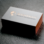 45pt-cotton-business-cards-with-copper-foil-deboss-and-painted-edges
