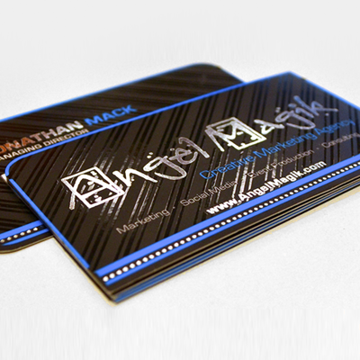 silver-foil-stamped-silk-laminated-business-cards-with-spot-uv