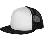 white-front-black-mesh-trucker-hats-screen-printed