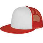 white-front-red-mesh-trucker-hats-screen-printed