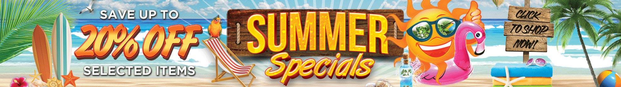 Summer Printing Specials