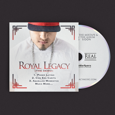 CD and0 DVD Sleeves Printed in Full Color on 70lb White Offset Stock