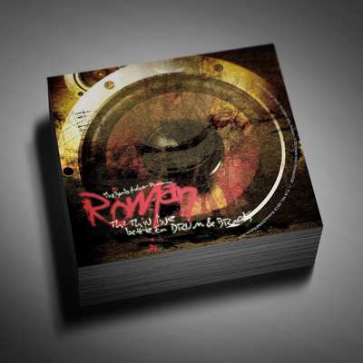 CD, DVD Inserts Printed in Full Color on 100lb Cover Stock with Choice of Single, Two, Three, or Four Panel Insert