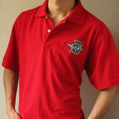 Sport Shirts - Embroidered