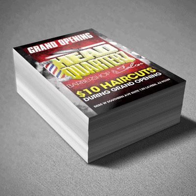 flyer and postcard printing, flyers printed, 4x6 postcard printing