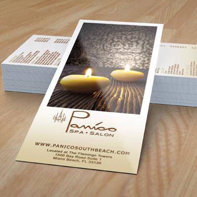 Luster Postcards Printed in Full Color on One or Two Sides with a 3mil High Gloss Laminate Equivalent to 22pt Thickness!