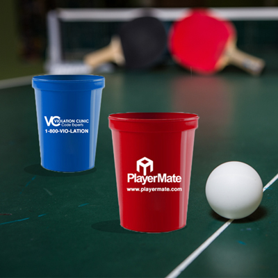 plastic cup printing, personalized printed cups, promotional plastic cups