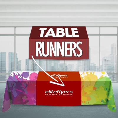 table runner printing, table runner printer, custom table cloth