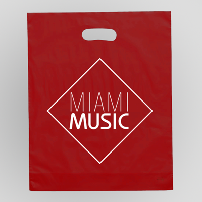 Plastic Tradeshow Bags