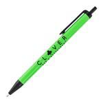 Promo-Pens-Green-Barrel-Black-Trim