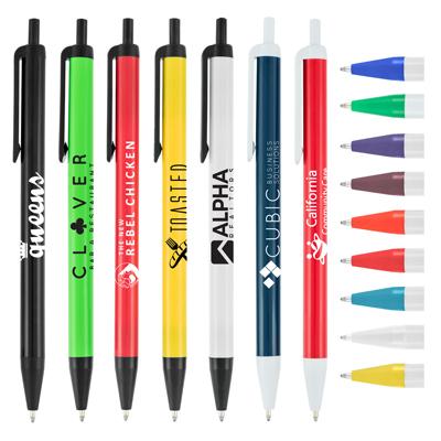 Promo-Pens-Custom-Silk-Screen-Printed