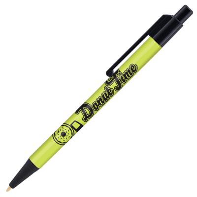Retractable-Promo-Pen-Lime