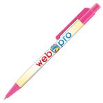Retractable-Promo-Pens-Plus-Color-Trim-Magenta