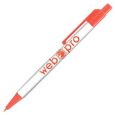 Retractable-Promo-Pens-Plus-Color-Trim-Orange