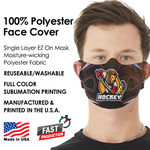 Face Cover Branded with Company Logo