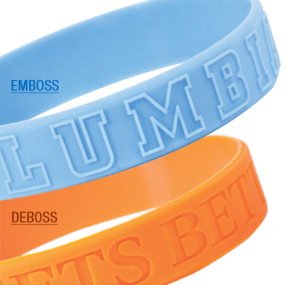 emboss-and-deboss-custom-silicone-bands