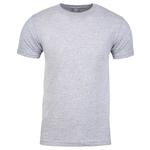 shirt printed on gray