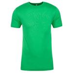 shirt printing kelly green