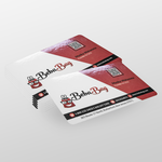 luster-business-cards