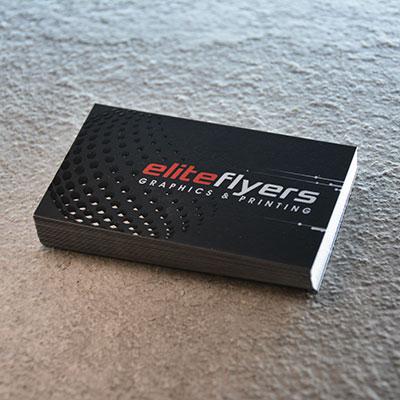 uv business cards